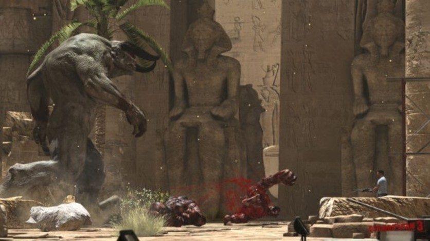 Screenshot 3 - Serious Sam 3: BFE