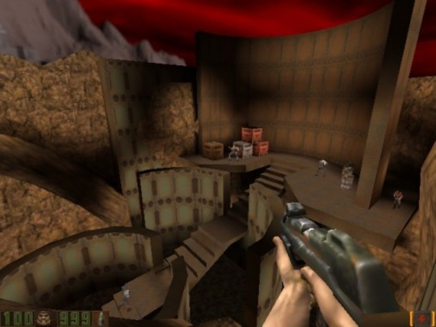 Screenshot 3 - Quake II