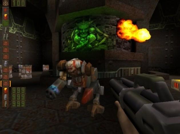 Screenshot 2 - Quake II