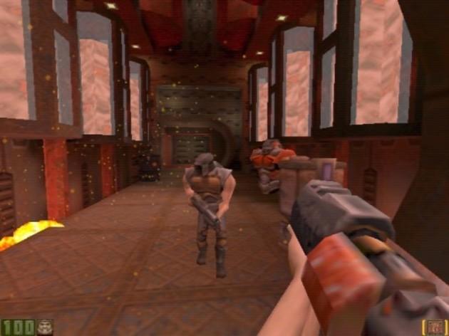 Screenshot 1 - Quake II