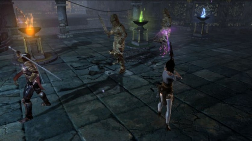 Screenshot 5 - Dungeon Siege III: Treasures of the Sun