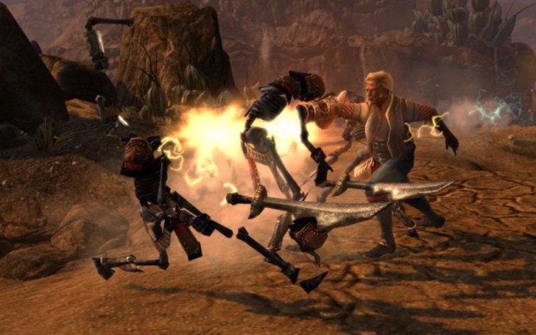 Screenshot 4 - Dungeon Siege III: Treasures of the Sun