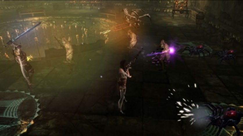 Screenshot 6 - Dungeon Siege III: Treasures of the Sun