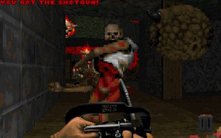 Screenshot 4 - Final DOOM