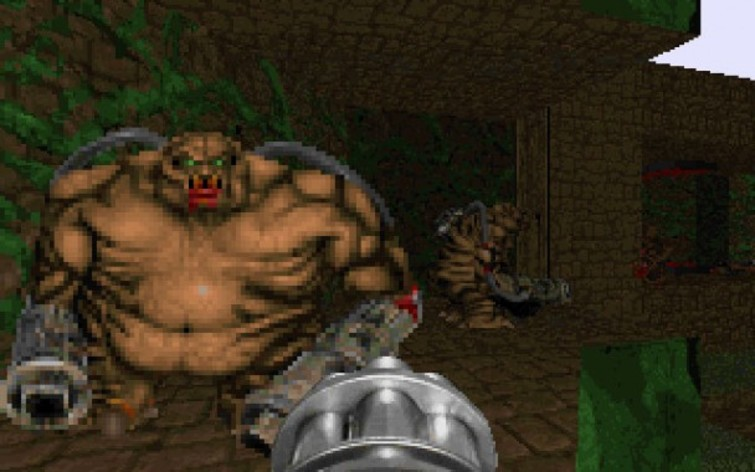 Screenshot 3 - Final DOOM