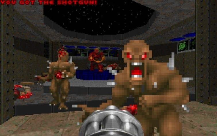 Screenshot 2 - Final DOOM