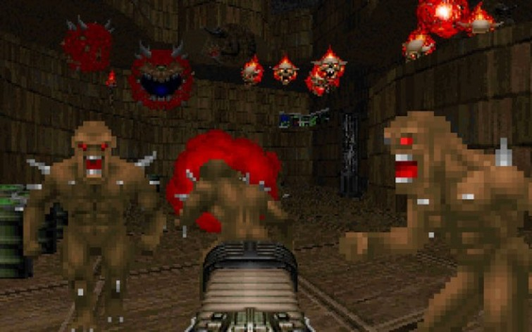 Screenshot 6 - Final DOOM