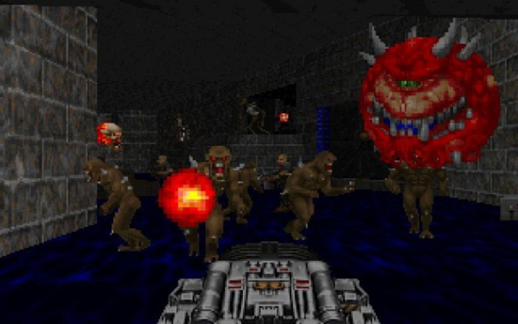 Screenshot 5 - Final DOOM