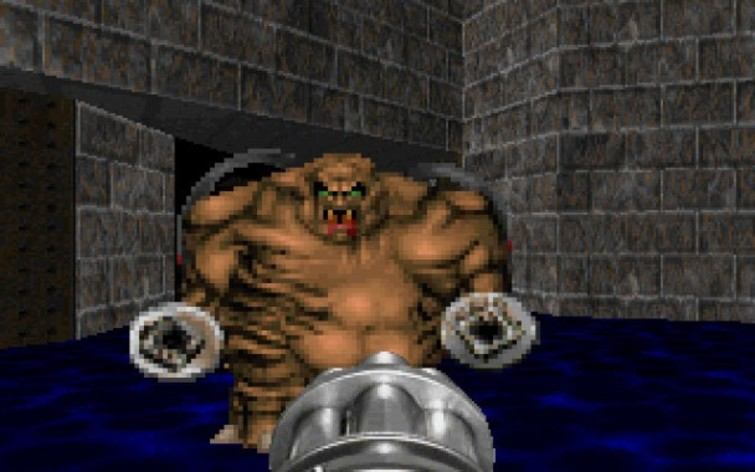 Screenshot 1 - Final DOOM