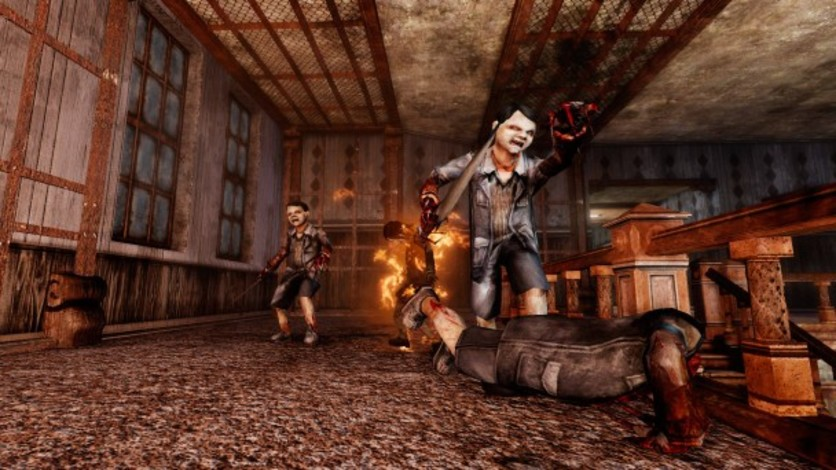 Screenshot 1 - Painkiller Hell & Damnation: Medieval Horror - Multiplayer Pack