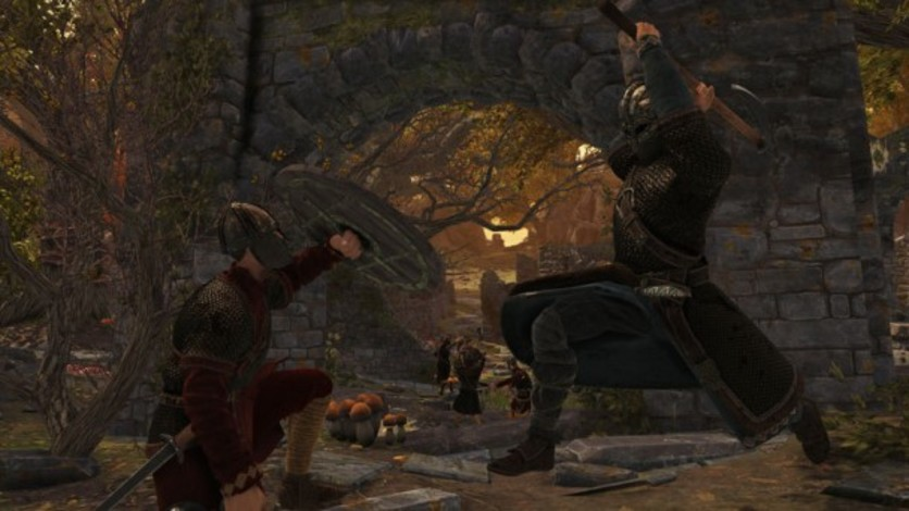 Screenshot 10 - War of the Vikings