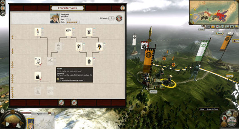Screenshot 8 - Total War: Shogun 2 - Ikko Ikki Clan