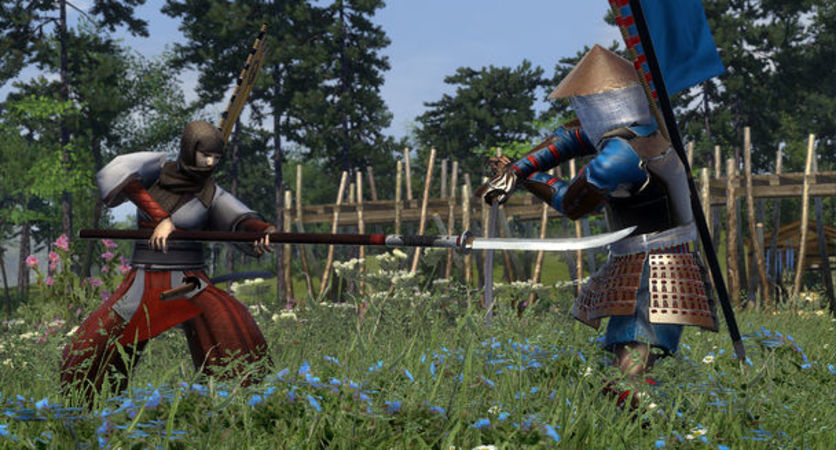 Screenshot 1 - Total War: Shogun 2 - Ikko Ikki Clan