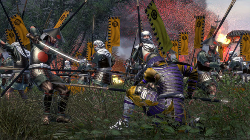 Screenshot 3 - Total War: Shogun 2 - Ikko Ikki Clan
