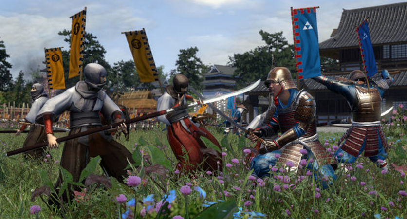 Screenshot 10 - Total War: Shogun 2 - Ikko Ikki Clan