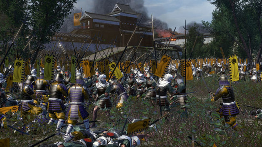 Screenshot 2 - Total War: Shogun 2 - Ikko Ikki Clan