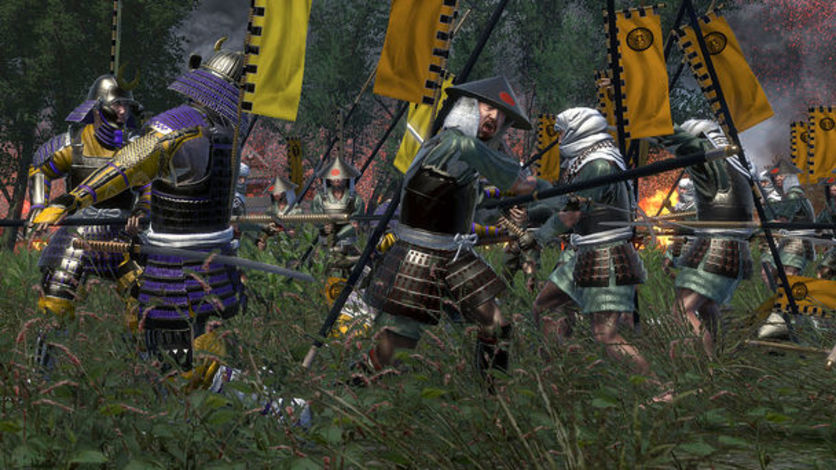 Screenshot 5 - Total War: Shogun 2 - Ikko Ikki Clan