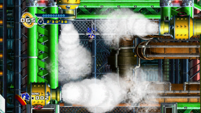 Screenshot 5 - Sonic The Hedgehog 4: Episode I
