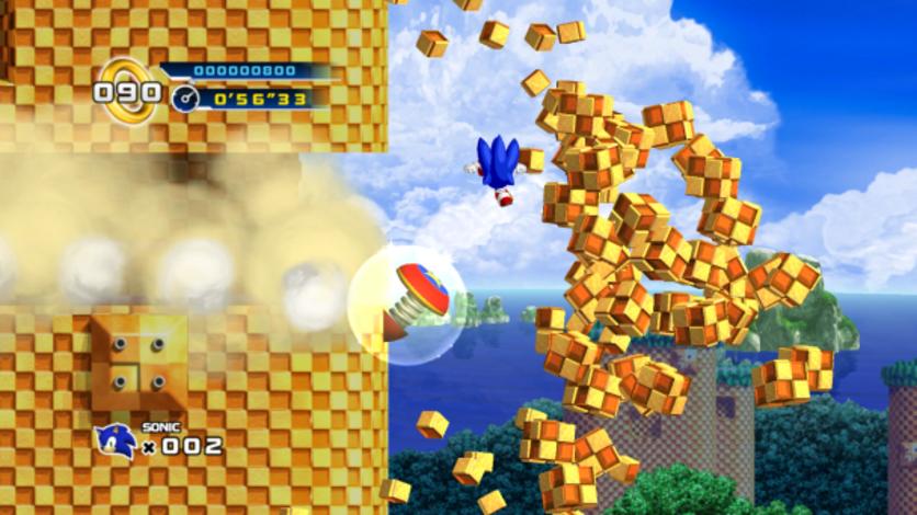 Screenshot 11 - Sonic The Hedgehog 4: Episode I