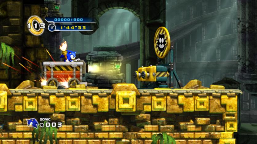 Screenshot 6 - Sonic The Hedgehog 4: Episode I