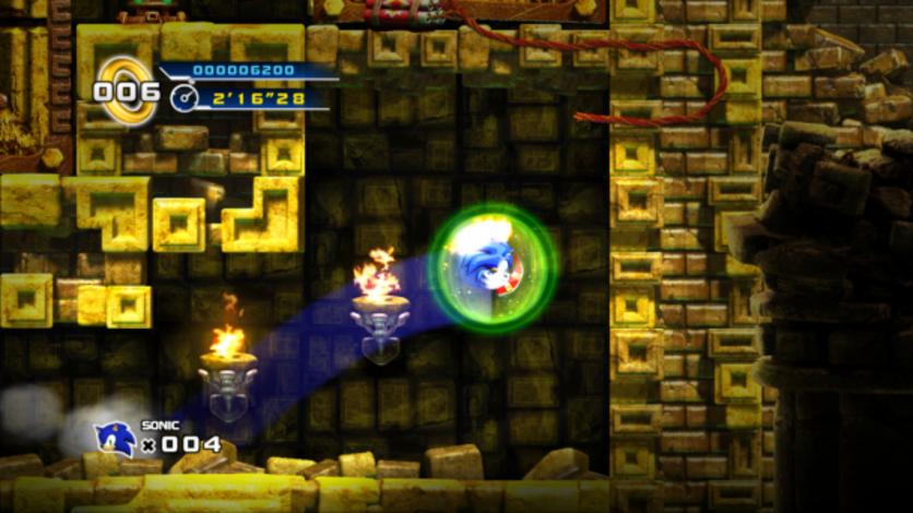 Screenshot 7 - Sonic The Hedgehog 4: Episode I
