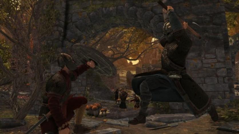 Screenshot 10 - War of the Vikings - Blood Eagle Edition