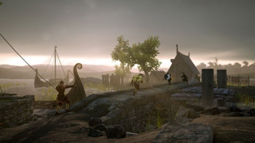 Screenshot 4 - War of the Vikings - Blood Eagle Edition