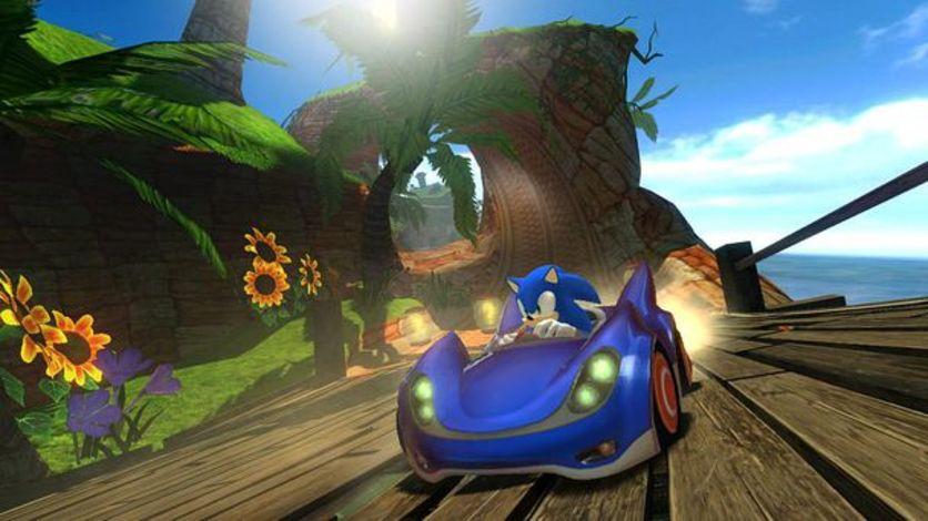 Screenshot 2 - Sonic & SEGA All-Stars Racing