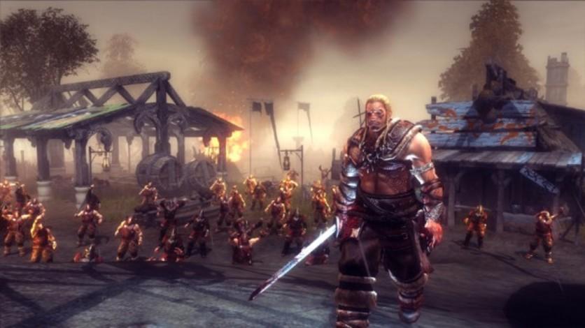 Screenshot 4 - Viking: Battle for Asgard