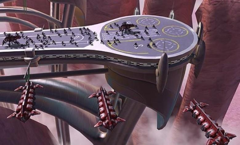 Screenshot 3 - Supreme Commander 2