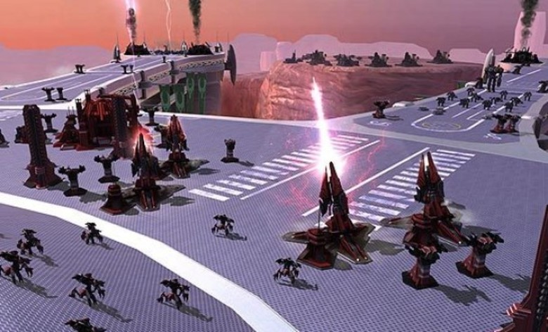 Screenshot 2 - Supreme Commander 2