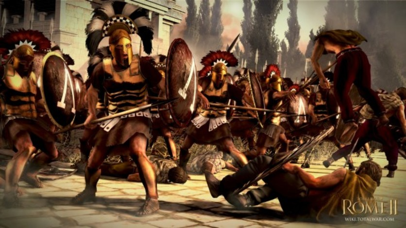 Screenshot 2 - Total War: ROME II - Greek States Culture Pack