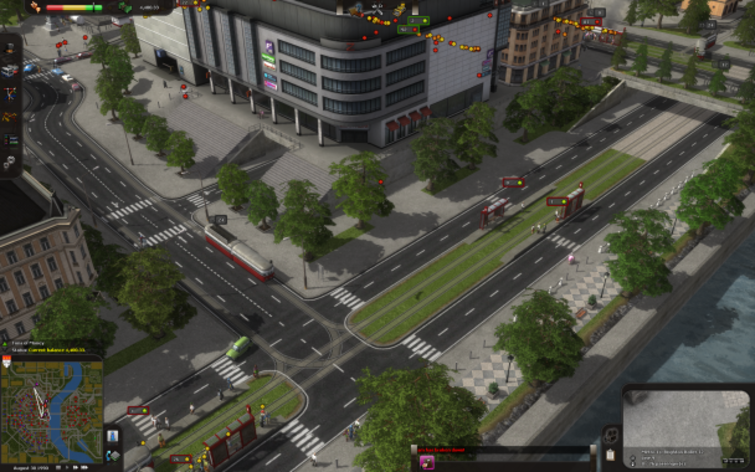Screenshot 2 - Cities in Motion: German Cities