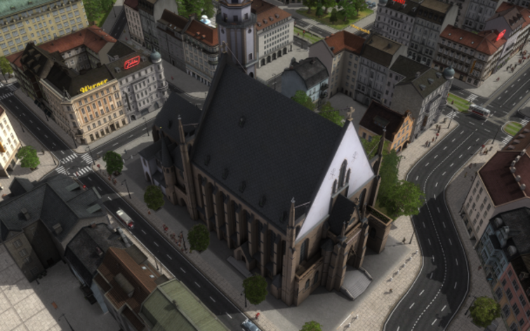 Screenshot 5 - Cities in Motion: German Cities