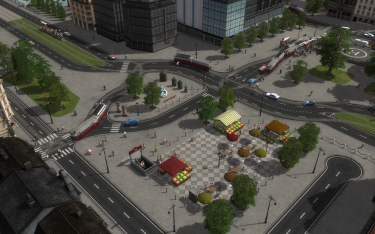 Screenshot 10 - Cities in Motion: German Cities