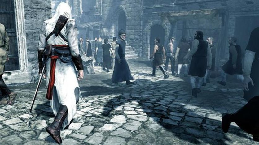 Screenshot 5 - Assassin's Creed: Director's Cut Edition