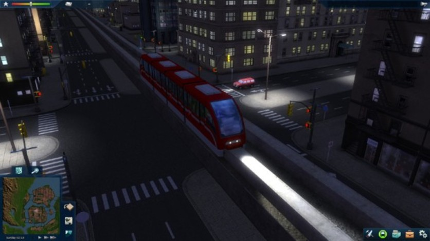 Screenshot 3 - Cities in Motion 2 - Marvellous Monorails