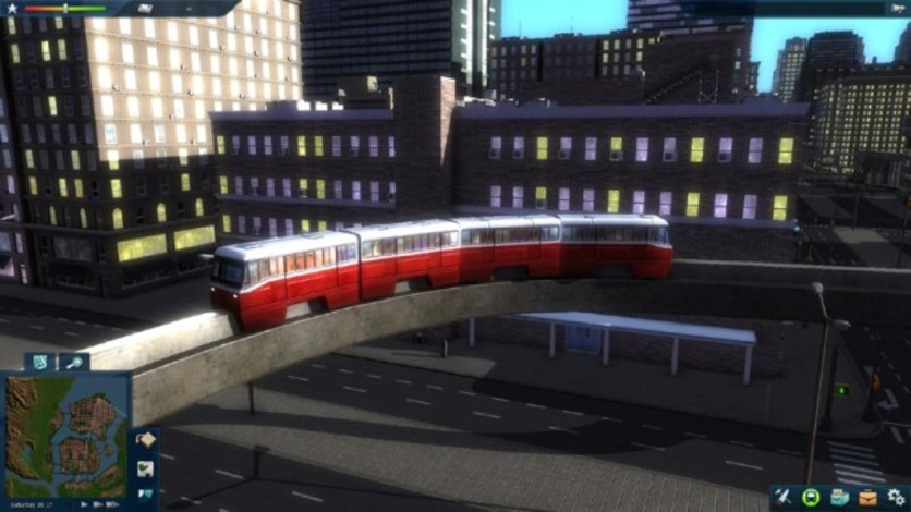 Screenshot 6 - Cities in Motion 2 - Marvellous Monorails