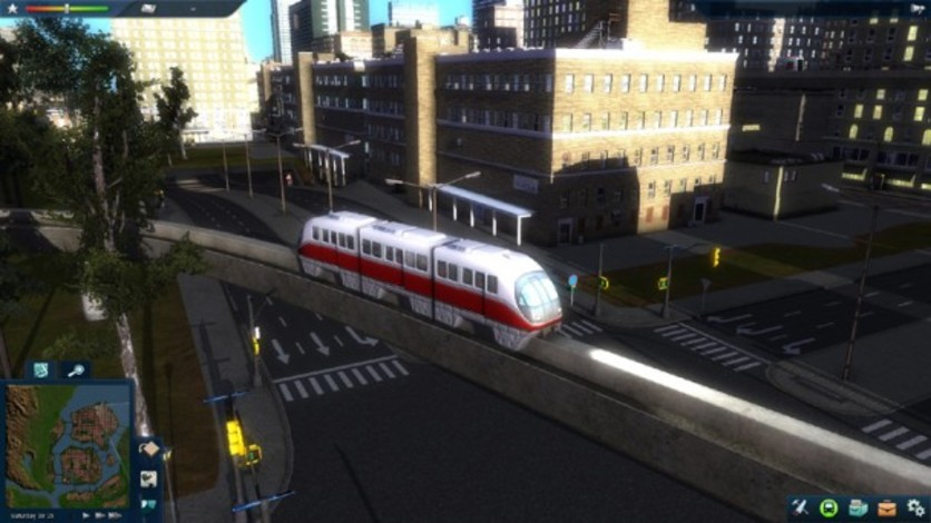 Screenshot 5 - Cities in Motion 2 - Marvellous Monorails