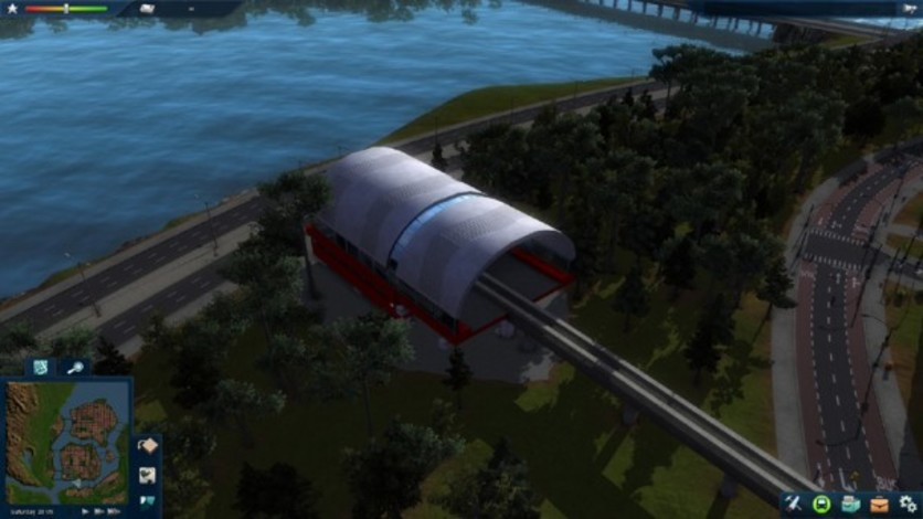 Screenshot 8 - Cities in Motion 2 - Marvellous Monorails