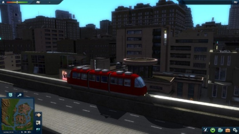 Screenshot 10 - Cities in Motion 2 - Marvellous Monorails