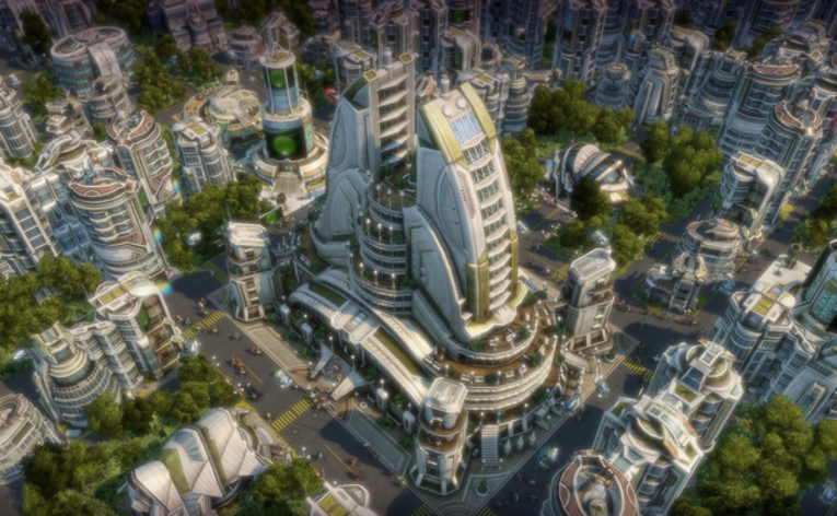 Screenshot 5 - Anno 2070