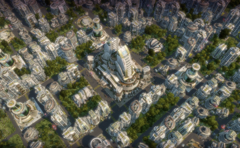 Screenshot 10 - Anno 2070