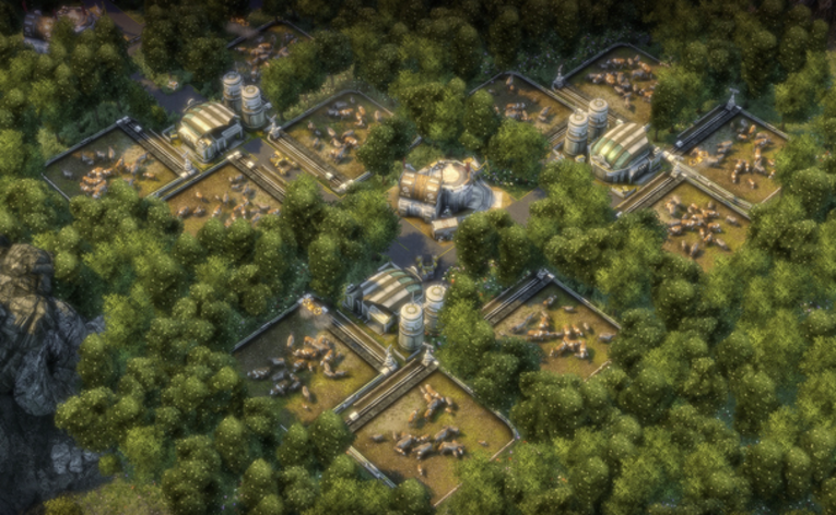 Screenshot 4 - Anno 2070
