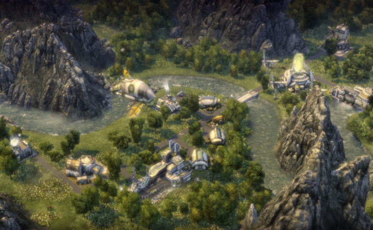 Screenshot 9 - Anno 2070
