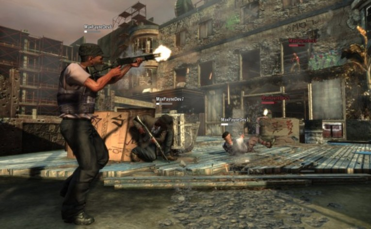 Screenshot 2 - Max Payne 3 - Local Justice Pack
