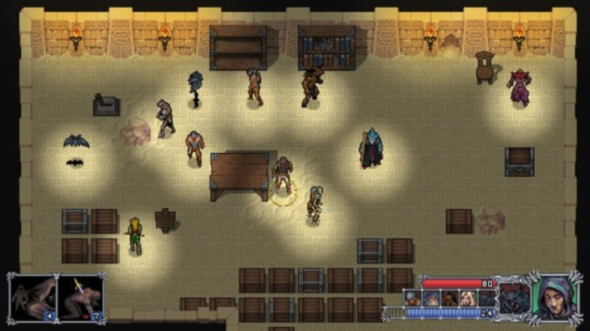 Screenshot 10 - Dungeon Dashers