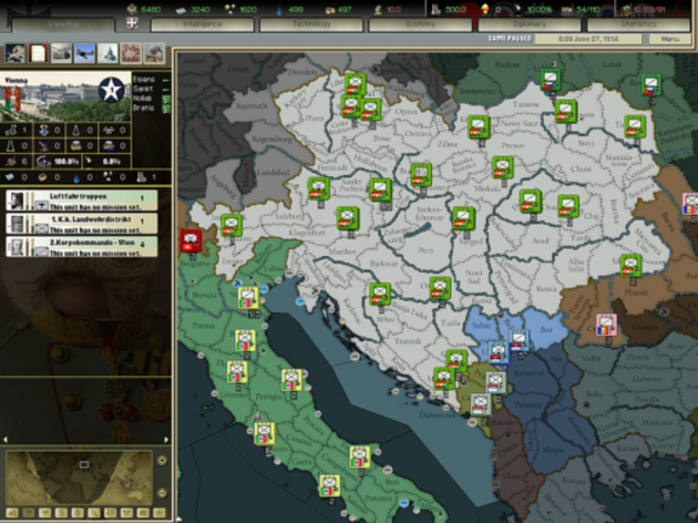 Screenshot 6 - Darkest Hour: A Hearts of Iron Game