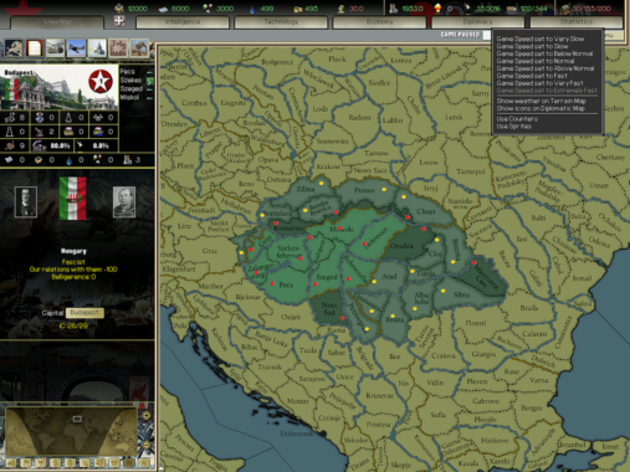 Screenshot 8 - Darkest Hour: A Hearts of Iron Game