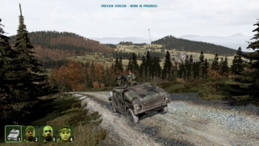 Screenshot 9 - Arma II
